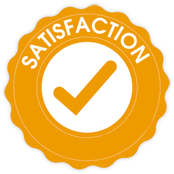 satisfaction guranteed